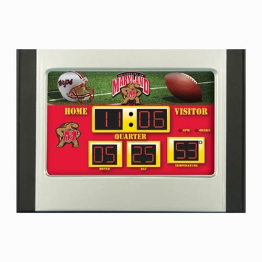 Maryland Alarm Clock Desk Scoreboard