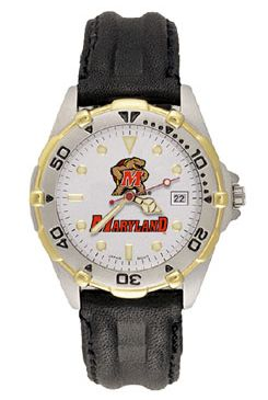 Maryland All Star Mens (Leather Band) Watch