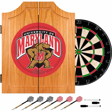 Maryland Complete Dart Cabinet