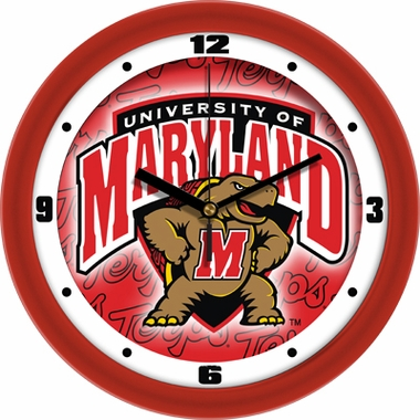 Maryland Dimension Wall Clock