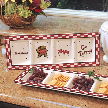 Maryland Gameday Relish Tray