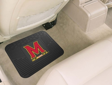 Maryland SET OF 2 Heavy Duty Vinyl Rear Car Mats
