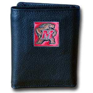 Maryland Leather Trifold Wallet