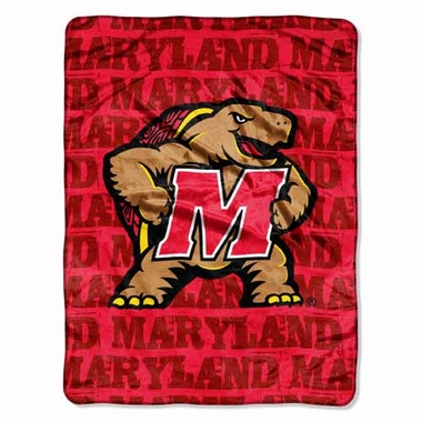 Maryland Microfiber Throw