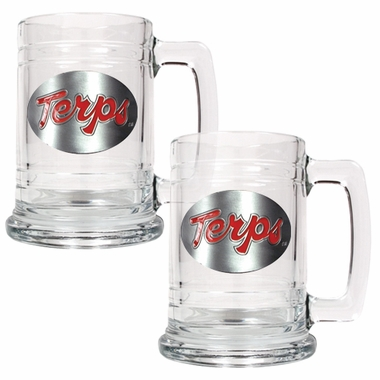 Maryland Set of 2 15 oz. Tankards