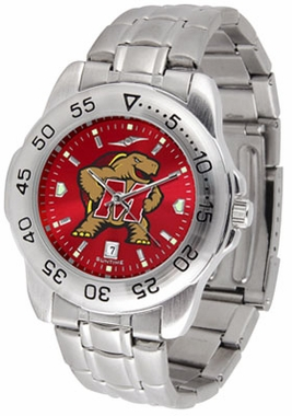 Maryland Sport Anonized Men's Steel Band Watch