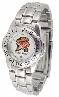 Maryland Sport Women's Steel Band Watch