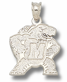 Maryland Sterling Silver Pendant