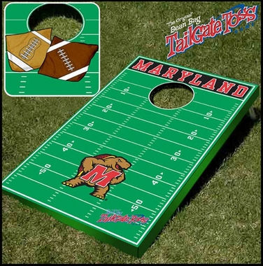 Maryland Tailgate Toss Cornhole Beanbag Game