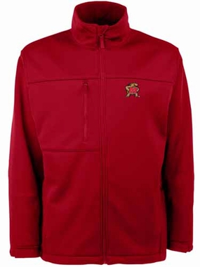 Maryland Mens Traverse Jacket (Team Color: Red)