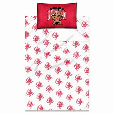Maryland Twin Sheet Set