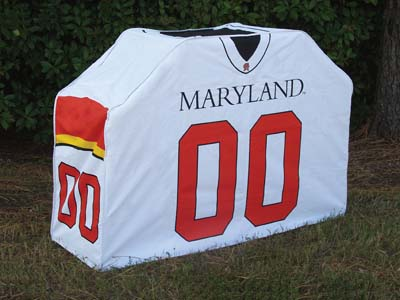 Maryland Uniform Grill Cover