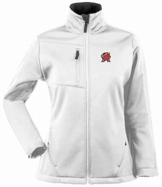 Maryland Womens Traverse Jacket (Color: White)