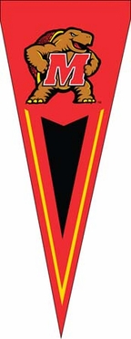 Maryland Yard Pennant