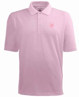 Maryland YOUTH Unisex Pique Polo Shirt (Color: Pink)