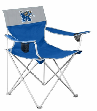 Memphis Big Boy Adult Folding Logo Chair