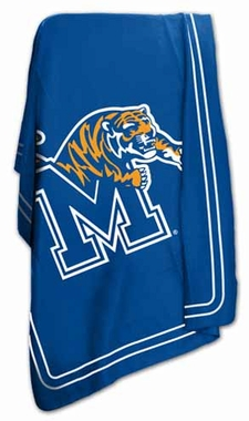Memphis Classic Fleece Throw Blanket