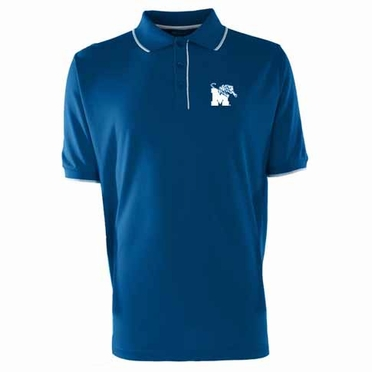 Memphis Mens Elite Polo Shirt (Team Color: Royal)