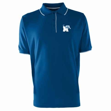 Memphis Mens Elite Polo Shirt (Color: Royal)