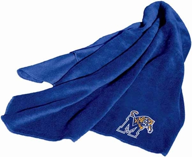 Memphis Fleece Throw Blanket
