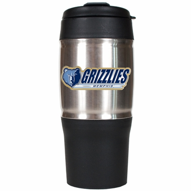 Memphis Grizzlies 18oz Oversized Travel Tumbler