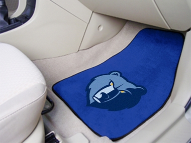 Memphis Grizzlies 2 Piece Car Mats