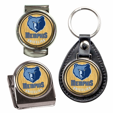 Memphis Grizzlies 3 Piece Gift Set