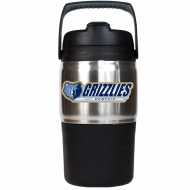 Memphis Grizzlies 48oz Travel Jug