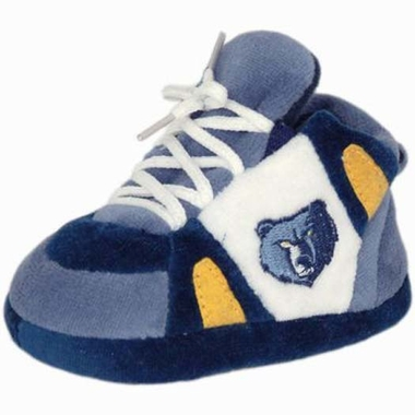 Memphis Grizzlies Baby Slippers