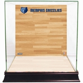 Memphis Grizzlies Display Cases