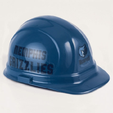 Memphis Grizzlies Hard Hat
