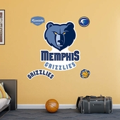 Memphis Grizzlies Wall Decorations