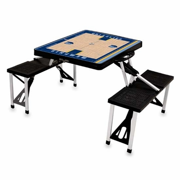 Memphis Grizzlies Picnic Table Sport (Black)