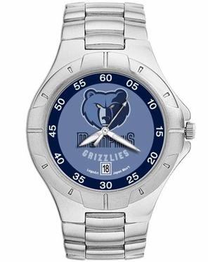 Memphis Grizzlies Pro II Men's Stainless Steel Watch