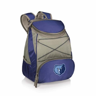 Memphis Grizzlies PTX Backpack Cooler (Navy)