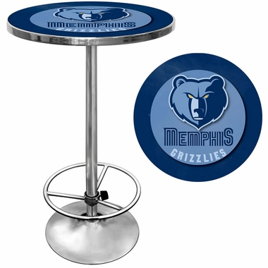 Memphis Grizzlies Pub Table