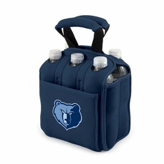 Memphis Grizzlies Six Pack (Navy)