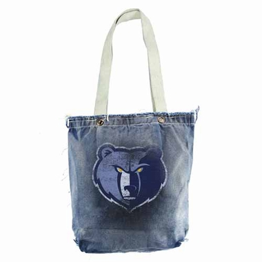 Memphis Grizzlies Vintage Shopper (Denim)