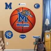 University of Memphis Wall Decorations