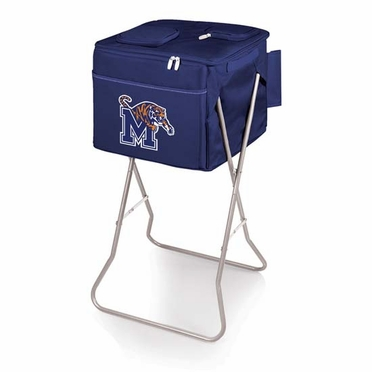 Memphis Party Cube (Navy)