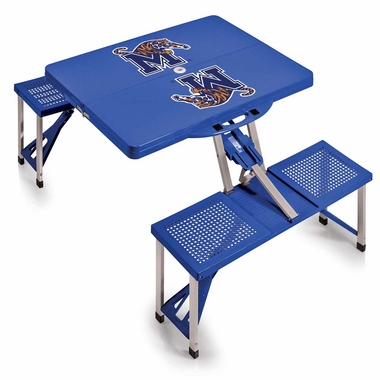 Memphis Picnic Table (Blue)