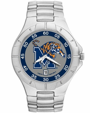 Memphis Pro II Men's Stainless Steel Watch