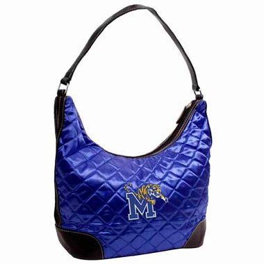 Memphis Quilted Hobo Purse
