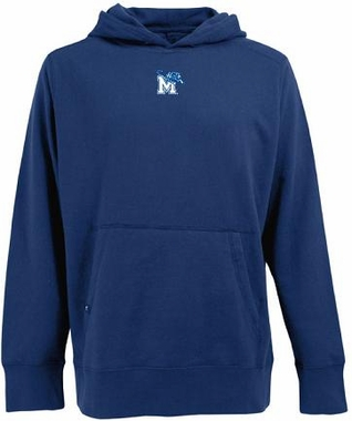 Memphis Mens Signature Hooded Sweatshirt (Color: Royal)