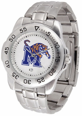 Memphis Sport Men's Steel Band Watch