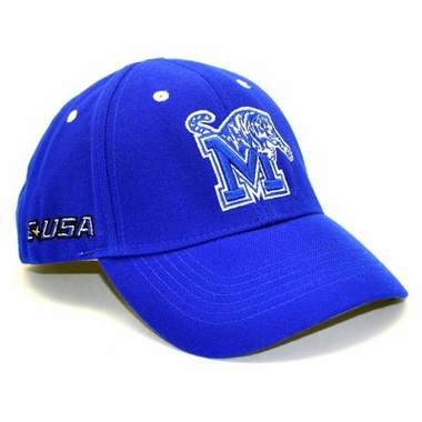 Memphis Triple Conference Adjustable Hat