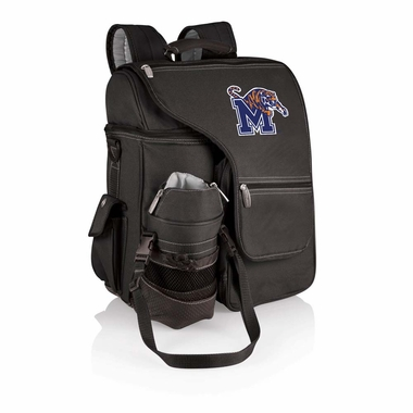 Memphis Turismo Backpack (Black)