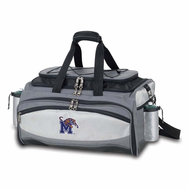 Memphis Vulcan Embroidered Tailgate Cooler (Black)