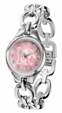 Memphis Women's Eclipse Mother of Pearl Watch