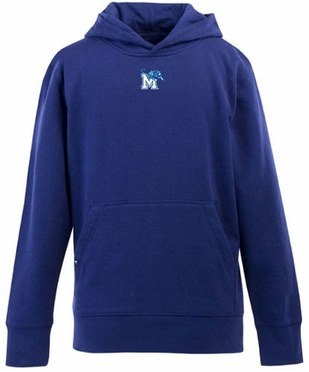 Memphis YOUTH Boys Signature Hooded Sweatshirt (Team Color: Royal)